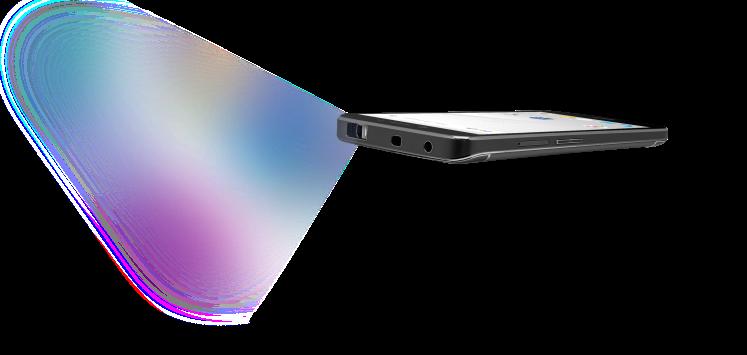 konnect 560 cinépix, danew, danewblog, smartphone haut de gamme, picoprojeteur, melty style, article, avis