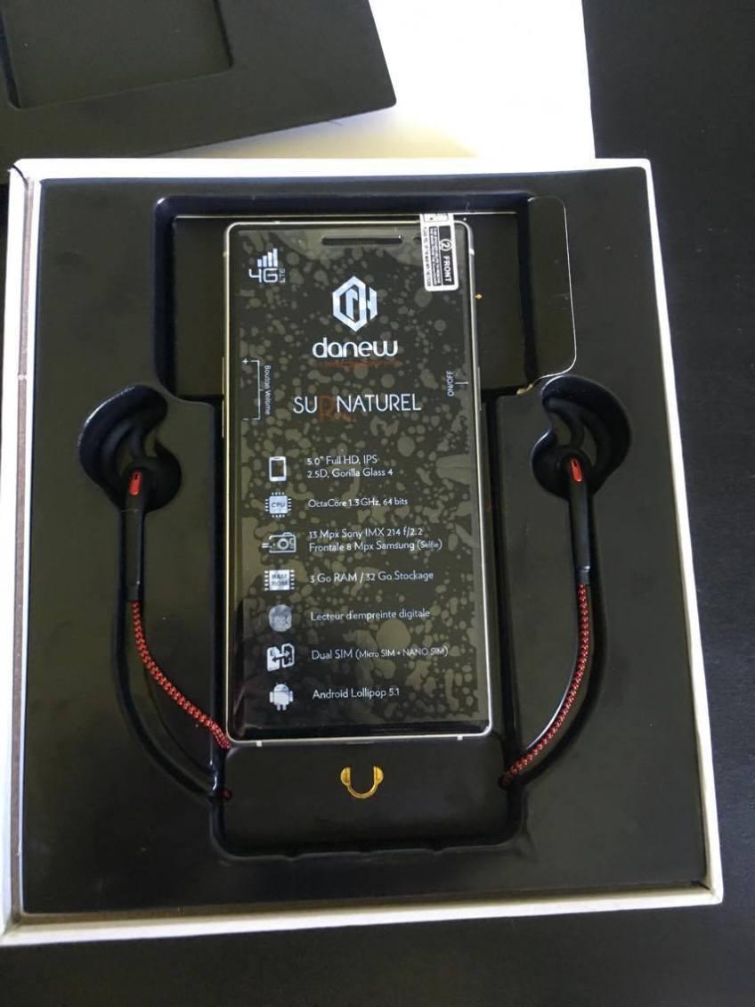 écouteur du Surnaturel R500, danewblog, musique, son, Rohff, technologie, danew, qualité