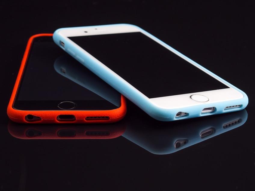 Les couleurs de smartphones qui font craquer, danew le blog, actu